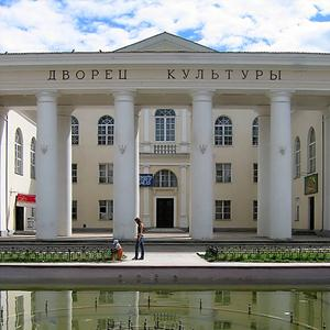 Дворцы и дома культуры Каратузского