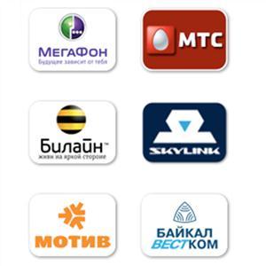 Операторы сотовой связи Каратузского