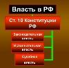 Органы власти в Каратузском