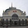 Железнодорожные вокзалы в Каратузском